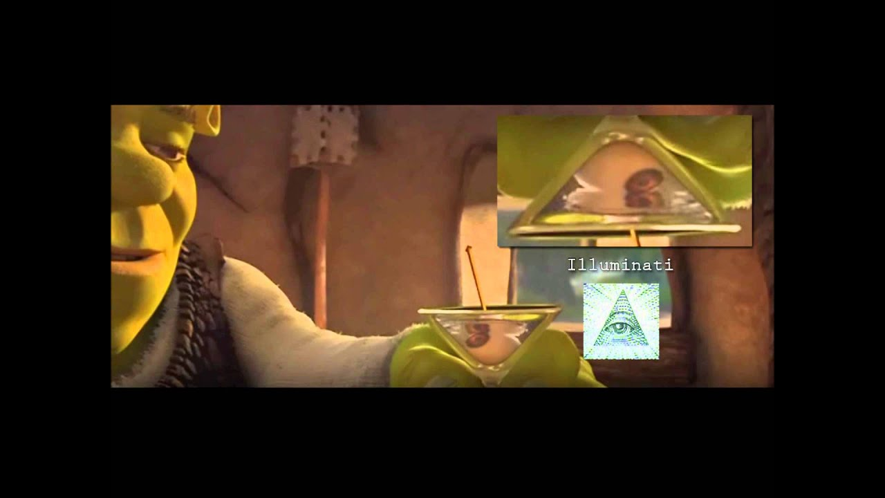 Symbolisms in shrek 4 and despicable me youtube biocorpaavc Choice Image