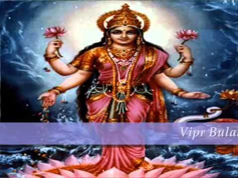 Maha Lakshmi ChalisaWith SubstitlesBy Anup Jalota