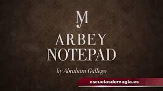 Arbey Notepad de Abraham Gallego