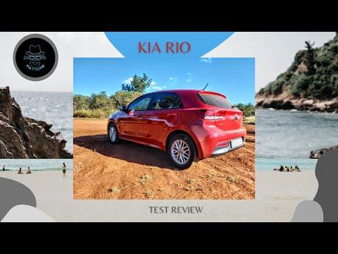 Kia Rio 1.4 LS Test Review