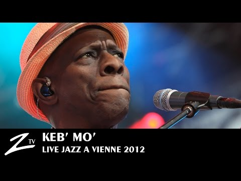 Keb' Mo' - That's Not Love, France - LIVE HD