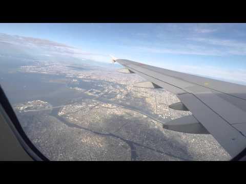 ANA All Nippon Airways Airbus A320 JA8304 takeoff at Tokyo Haneda