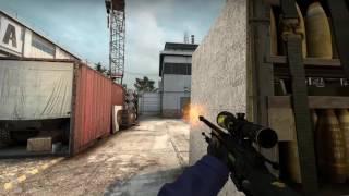 CS:GO - Russian Hacker in MM