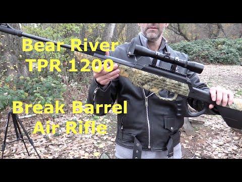 Bear River TPR 1200 Break Barrel Air Rifle Review