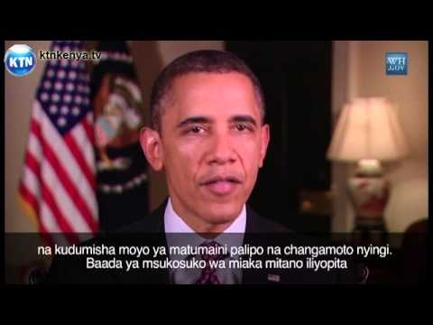 Download Ujumbe wa Obama