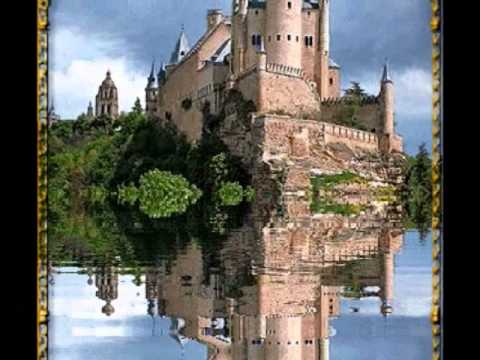 Анимашки картинки замок