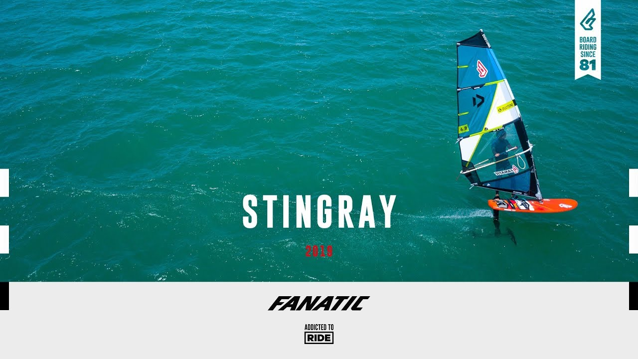 New windsurfing foil product launches in 2019