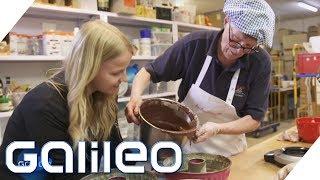 Kuchen wie bei Oma - Dieses StartUp lässt Rentnerinnen backen | Galileo | ProSieben