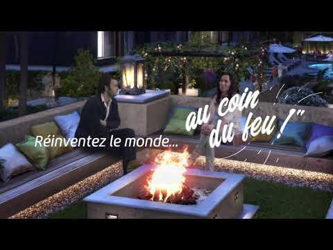 Aigue-Marine D'Amandary - Réinventez Le Monde Au Coin Du Feu