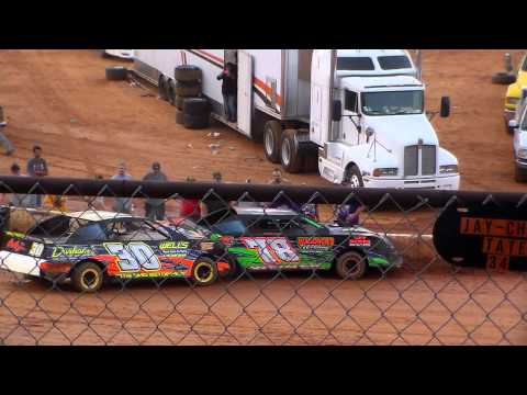 Friendship Speedway(XTREME STOCK 4's) 9-7-13 Part 1 of 2