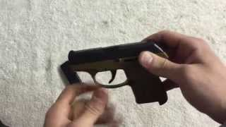 Ruger LCP .380 Disassembly and Assembly