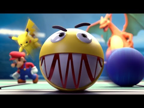 Pacman Vs Super Smash Bros Ultimate - Nintendo Switch