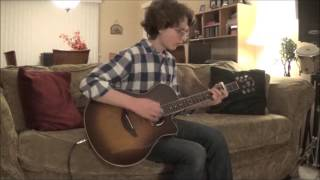 Ed Sheeran Touch and Go Live Acoustic Guitar [Cover] Tape Loop * w/chords by Scotty NEW HD