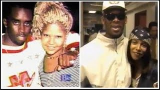 P Diddy Was 24 When He Got Misa Pregnant At 16 With Justin. Mute R Kelly ?