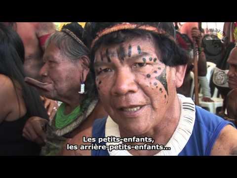Hommage au / Homenagem ao Cacique Pirakuman Yawalapiti