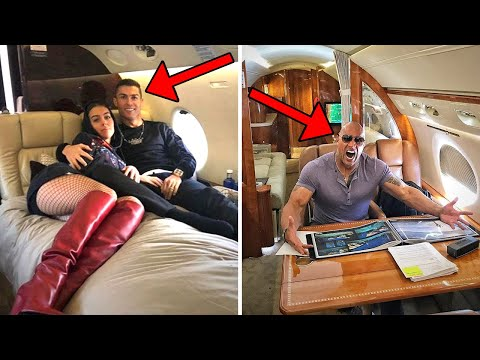 The Most Expensive Private Jets Owned by Celebrities