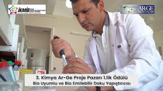 Biyo Uyumlu ve Biyo Emilebilir Doku Yapıştırıcısı (Özet)