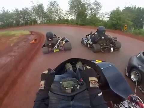 Limited Modified Heat Race Helmet Cam. - July 12,