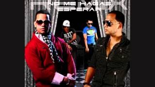 J Alvarez Ft. Jadiel - No Me Hagas Esperar Remix