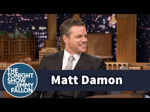 Thumbnail: Matt Damon Used to Fly Trump Air to Get to NYC Auditions