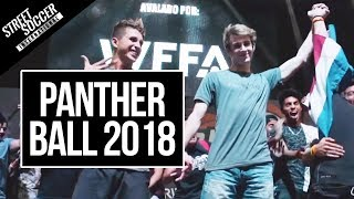Looking Back At Panther Ball 2018's Best Moments | Street Soccer International