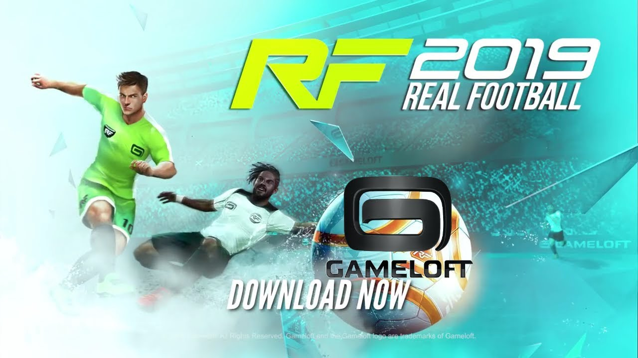 New Football Games 2019 New Gameloft games real football 2019 trailer must watch by Lost