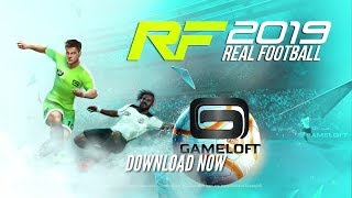 New Gameloft games real football 2019 trailer must watch by Lost gaming 2
