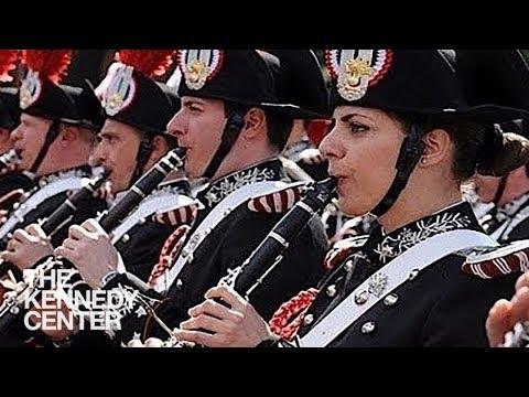 Millennium Stage April 18, 2016 - Banda dell'Arma dei Carabinieri
