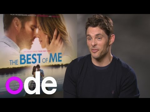 JAMES MARSDEN'S DATING GUIDE: Top 5 girlfriend tips