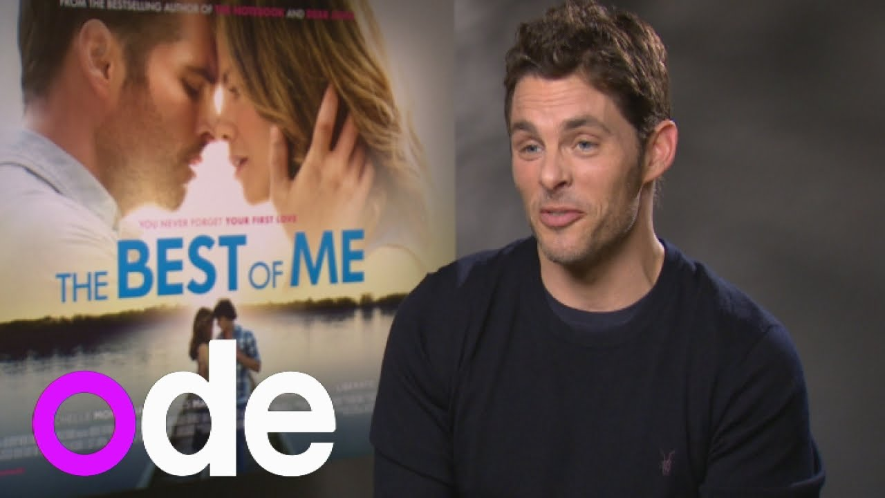James Marsden Says Divorce Was His First Time Struggling