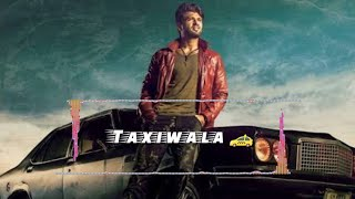 New south movie Ringtones / Download Vijay Deverokonda Movie Ringtone ft. TAXIWALA BGM