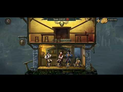 القراصنة لعبة حرب Tempest Pirate Action RPG.. |