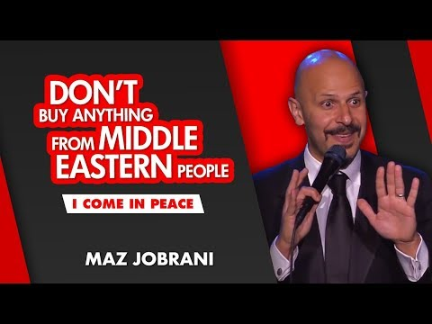"""Don't Buy Anything From Middle Eastern People"" 