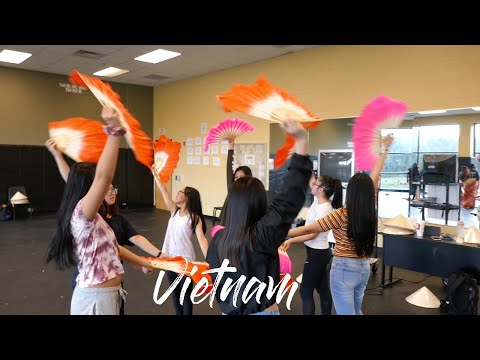 Tucker High School's International Night 2019: Vietnam
