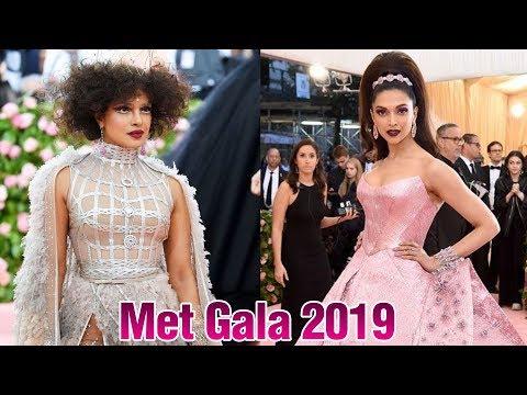 MET GALA 2019 : Priyanka Chopra VS Deepika Padukone  Who LOOKED The Best?