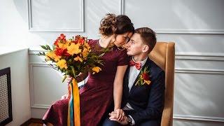 Свадебный фотограф в Волгограде / Бэкстейдж love-story