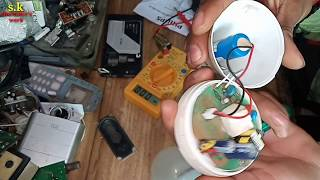 Rechargeable Led bulb repair   Automatic Led bulb repair full dead repair s.k electronic's work