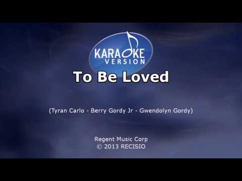 Karaoke: Jackie Wilson - To Be Loved