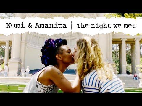Nomi & Amanita | The night we met