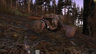 DayZ SA - The Hunter Becomes The Hunted