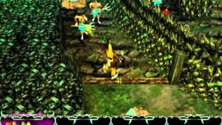 Gauntlet Dark Legacy (PS2) Jester Playthrough Pt.1 - Intro & Poisoned Fields Pt.1