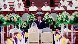 INC Wedding Joy and Dan SDE (Uniqueko)