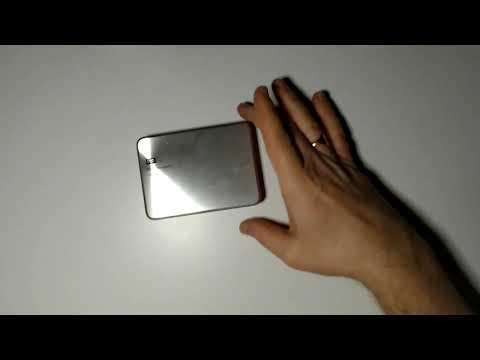 Western Digital Portable Hard Drive