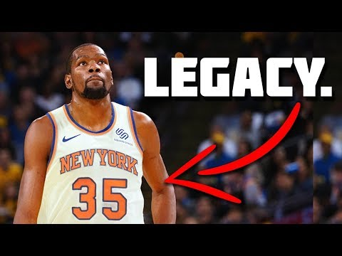 Why Kevin Durant Is Leaving The Warriors and Joining The Knicks