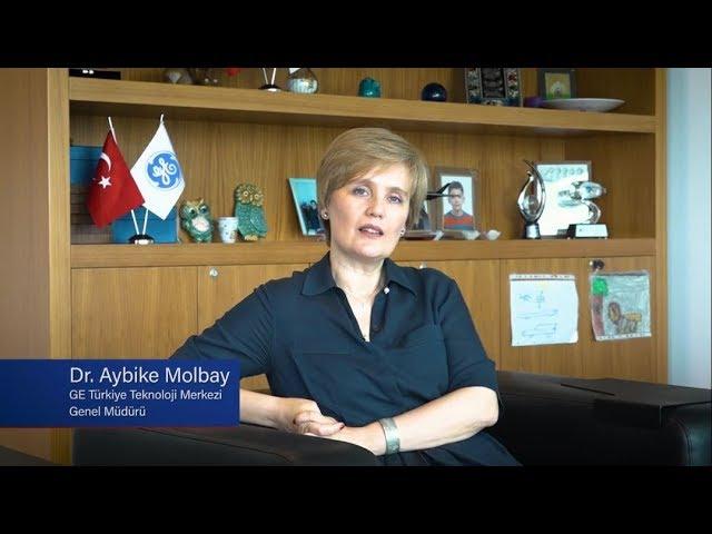 TÜSİAD Ne Okusam Ne Olsam? - Aybike Molbay / GE Türkiye Teknoloji Merkezi