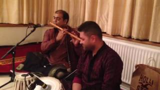 Robin christian and Alok verma  tum mile cover