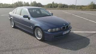 Levy's 2001 Alpina D10 #95 Introduction