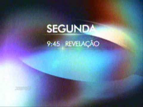 Chamada divulgando a reestréia da novela Dona Beija [SBT 2009]