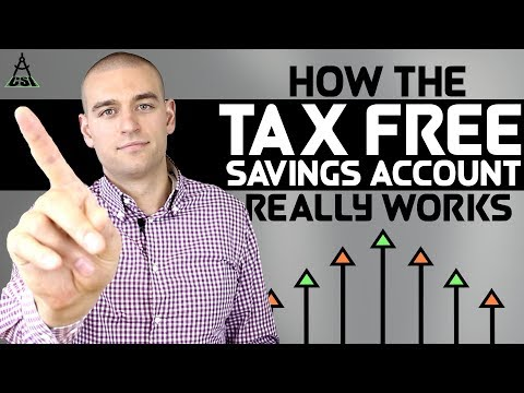 How The Tax Free Savings Account Really Works