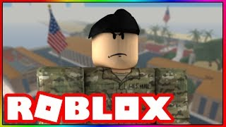 ROBLOX- BECOMING THE LEADER OF A HUGE ARMY! (Military Tycoon)